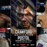 Terence Crawford defeated Viktor Postol With Unanimous Decision Win