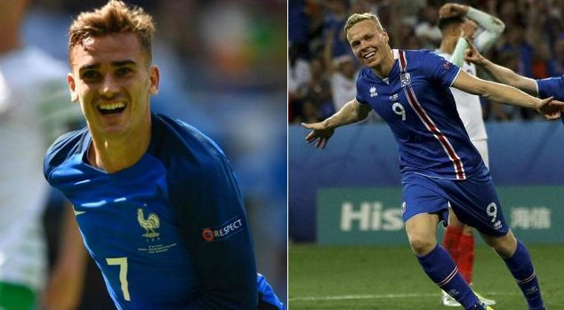 France vs Iceland Highlights 2016 Euro