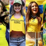 100 Photos of Hot Female Fans In World Cup 2018