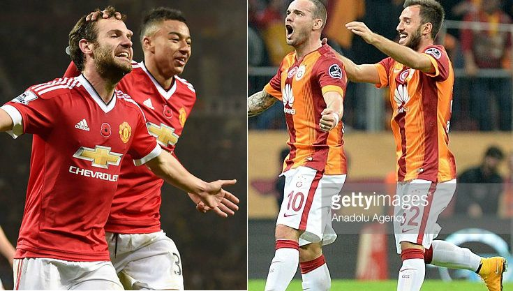 Manchester United vs Galatasaray Highlights Friendly match