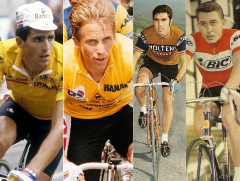 Tour De France winners list