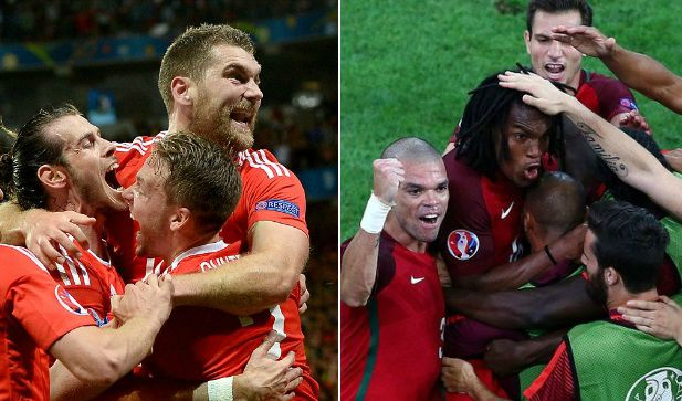 Wales vs Portugal Live Stream Euro 2016