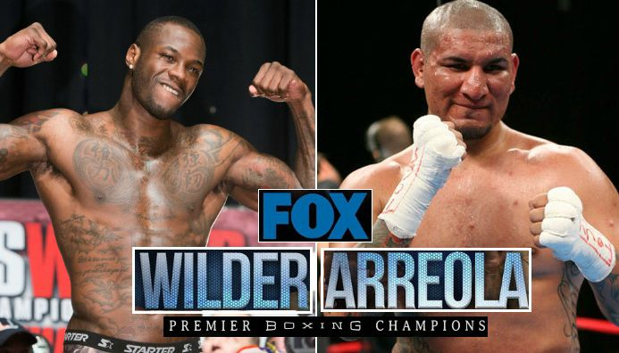 Wilder vs Arreola Live Stream