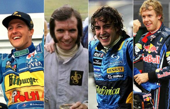 Youngest Formula 1 Drivers of All times