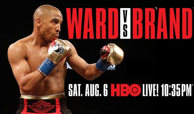 Andre ward vs Brand live stream