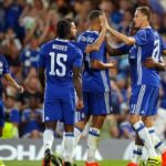 Chelsea vs Burnley Highlights Premier League 2016-17 Match