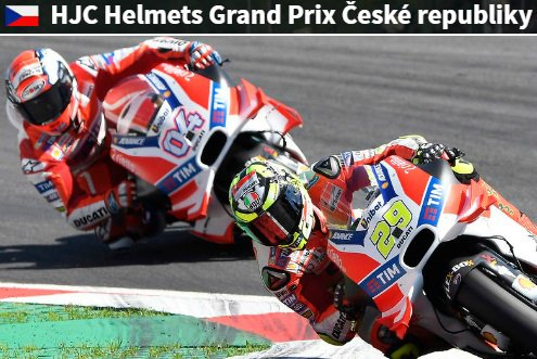 Czech Republic MotoGP live & Replay Video