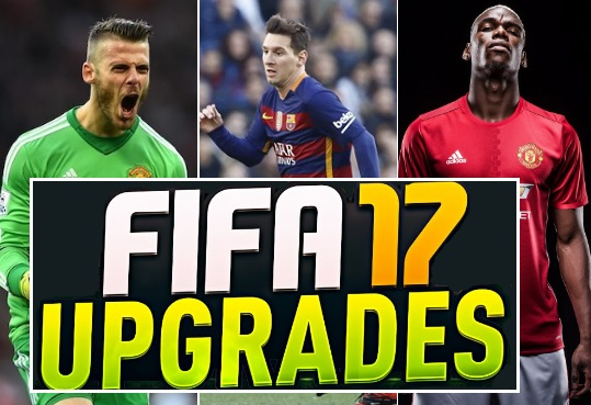 FIFA 17 player ratings revealed