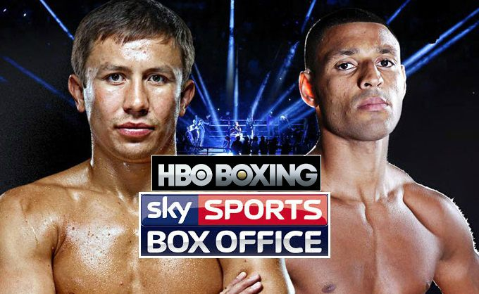 Golovkin vs Brook live stream