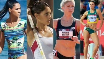 50 Hottest Female Athletes in Rio Olympics 2016