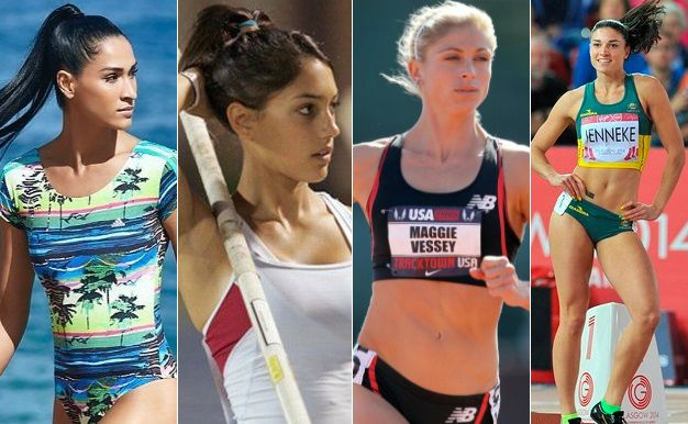 Hottest Olympics Athletes