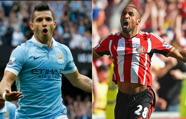 Manchester City vs Sunderland Highlights