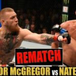 Conor McGregor defeated Nate Diaz With Narrow Points Win and Trilogy Is Possible (UFC 202 Results)
