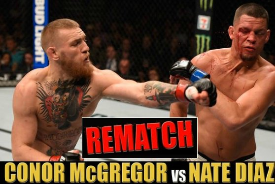 McGregor vs Diaz Replay Video