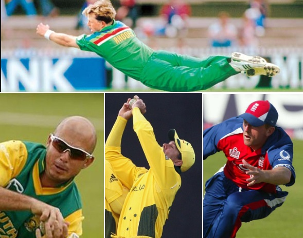best-fielders-in-cricket-history