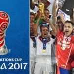 FIFA Confederation Cup 2017 Qualified Teams & Schedule (Confirmed)