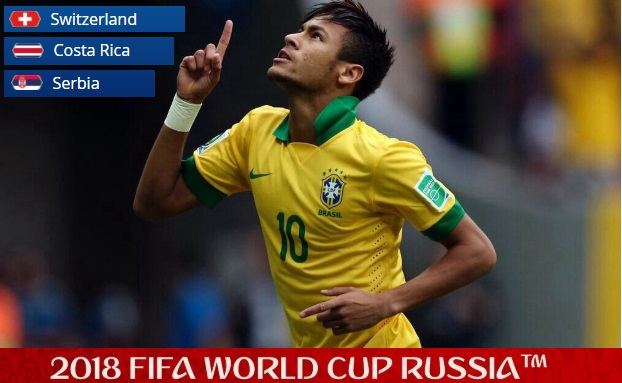 Watch every Brazil Match Live streaming free online