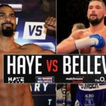 Tony Bellew Stopped David Haye In Round 5 To Win The Rematch At O2 Arena