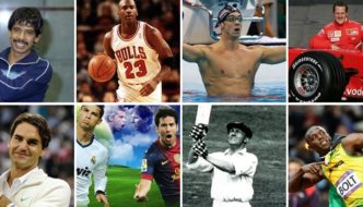 Top 20 Most Iconic Athletes In Sports History