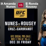 Amanda Nunes Beat Ronda Rousey Inside 60 Seconds In their UFC 2017 Fight (Results & Highlights)