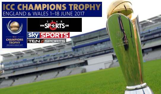 icc-champions-trophy-2017-tv-channels