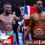 James Degale vs Badou Jack ends in majority draw and both keep their belts