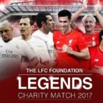 Liverpool vs Real Madrid Legends Match 2017 (Confirmed)