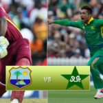 Pakistan Tour Of West Indies 2017 Schedule (Confirmed)