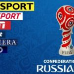 FIFA Confederations Cups 2017 TV Channels (Confirmed)