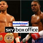 Kell Brook vs Errol Spence Fight Date & Tickets (Confirmed)