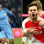 Manchester City 1-2 AS Monaco Highlights (Falcao and Mbappe strikes turned things around at Emirates)