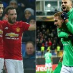 Saint Etienne 0-1 Manchester United Highlights (Mkhitaryan early stike seal United's place in final 16)