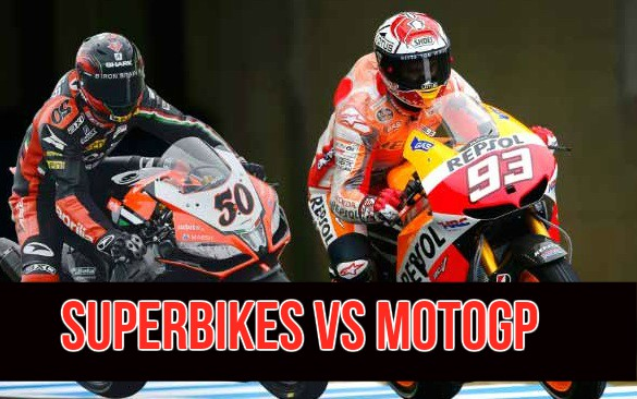 MotoGP vs World Superbikes differences explained