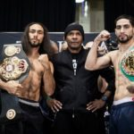 Keith Thurman becomes unified welterweight champions after beating Danny Garcia on a split decision