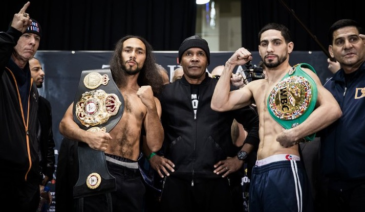 Danny Garcia vs Keith Thurman Fight Replay Video