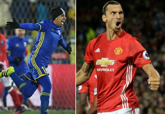 FC Rostov vs Manchester United Highlights