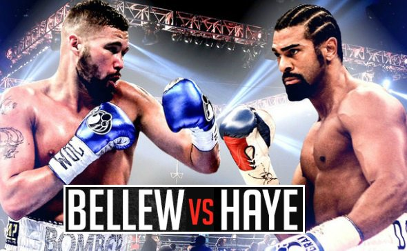 Haye vs Bellew Full Fight Replay Video