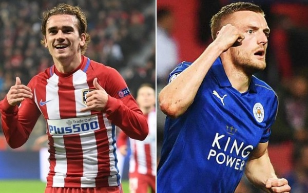Atletico Madrid vs Leicester City Highlights