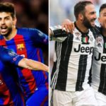 FC Barcelona 0-0 Juventus Highlights (Juventus hold out to a 0-0 draw booking semifinal berth)