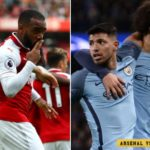 Manchester City 3-1 Arsenal Highlights (De Bruyne & Aguero strikes put City in comfortable position)