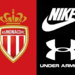 AS Monaco New kit suppliers deal with Nike or Under Armour