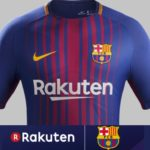 Barcelona Rakuten Shirt Sponsorship Deal Worth £188 Million Over 4-Year Deal