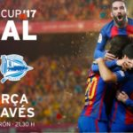 FC Barcelona 3-1 Alaves Highlights (Messi, Neymar and Alcacer strikes win Copa Del Rey 2017 Final)