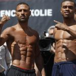 Errol Spence Stops Kell Brook In 12th Round To Win IBF Walterweight Title (Results & Highlights)