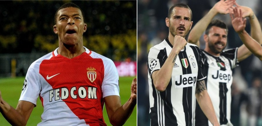 Monaco vs Juventus Live Streaming
