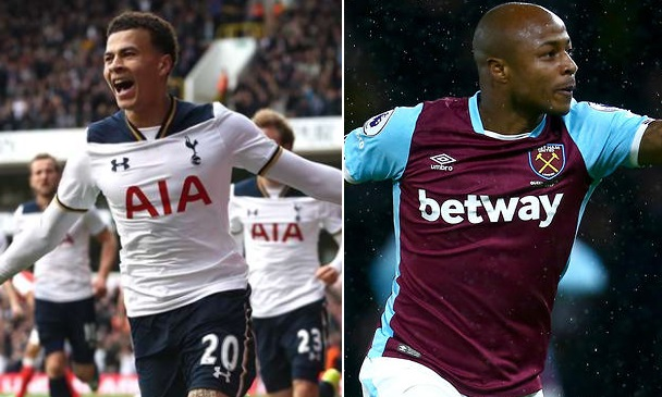 West Ham vs Tottenham Live Stream