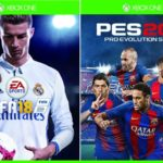 FIFA 18 vs PES 2018 Comparison – Which game will be better ?