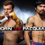 Manny Pacquiao vs Jeff Horn Purse (Revealed)