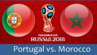 Portugal vs Morocco Live Stream FIFA World Cup Russia 2018 – Group B Match - 3