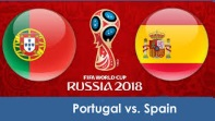 Portugal vs Morocco Live Stream FIFA World Cup Russia 2018 – Group B Match - 2